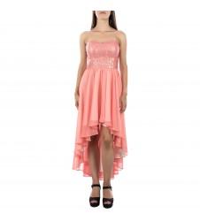 Асиметрична дасмка бална рокля размер 36/S и 40/М