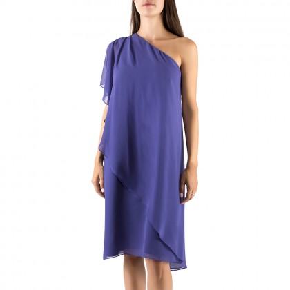 Swing дамска свободна рокля в лилаво 48 размер