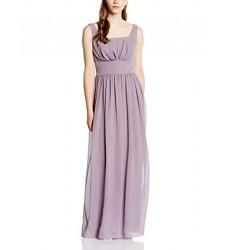 Swing виолетова дълга вечерна рокля 44 размер