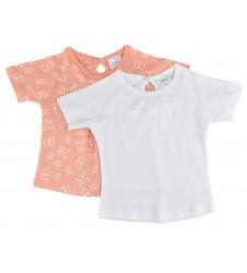 Twins Baby тениски момиче размер 74
