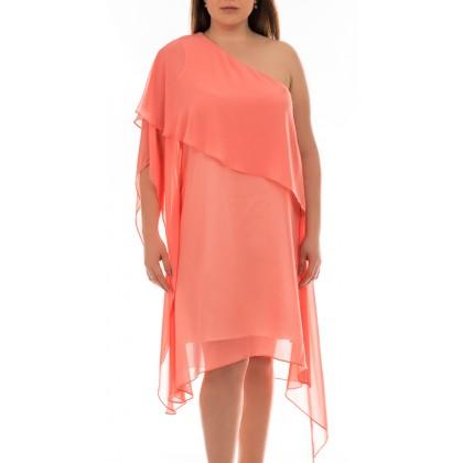 Swing свободна коралова рокля 40 размер