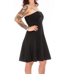 Swing дамска рокля без презрамки 44 размер