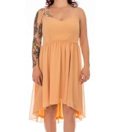 Intimuse дамска рокля в цвят праскова 44 размер