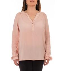 Дамска нежно розова блуза размер 40/М