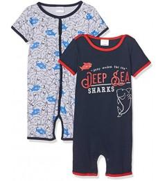 Бебешки пижамки 2 броя в опаковка размер 50