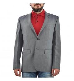 Мъжко светло сиво сако рамер 50