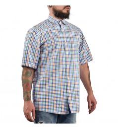 Мъжка ежедневна карирана риза XS и М
